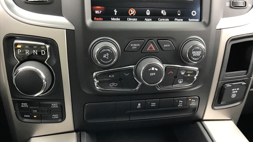 2018 Ram 1500 Crew Cab 4x4, Pickup #C8560 - photo 23