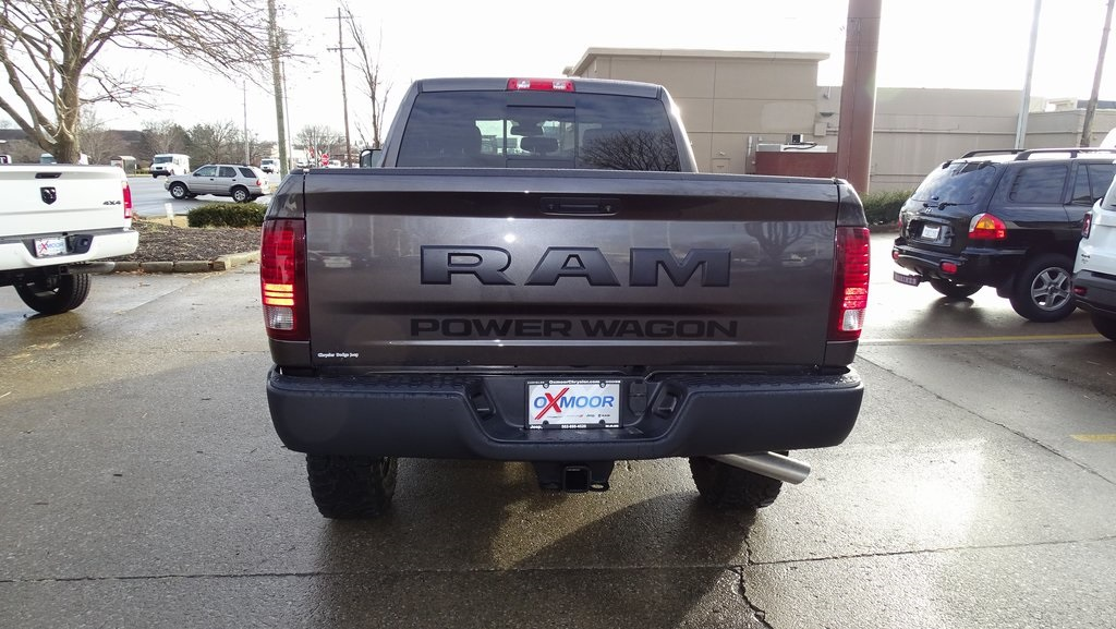 2018 Ram 2500 Crew Cab 4x4, Pickup #C8626 - photo 4