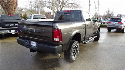 2018 Ram 2500 Crew Cab 4x4, Pickup #C8626 - photo 2