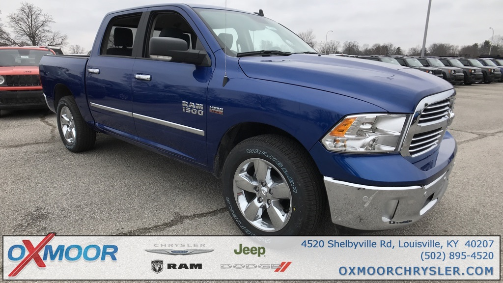 2018 Ram 1500 Crew Cab, Pickup #C8657 - photo 1