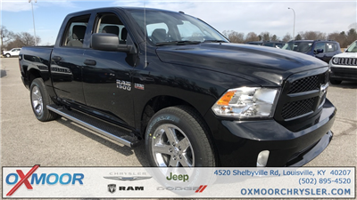 2018 Ram 1500 Crew Cab 4x4, Pickup #C8695 - photo 1