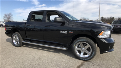 2018 Ram 1500 Crew Cab 4x4, Pickup #C8695 - photo 3