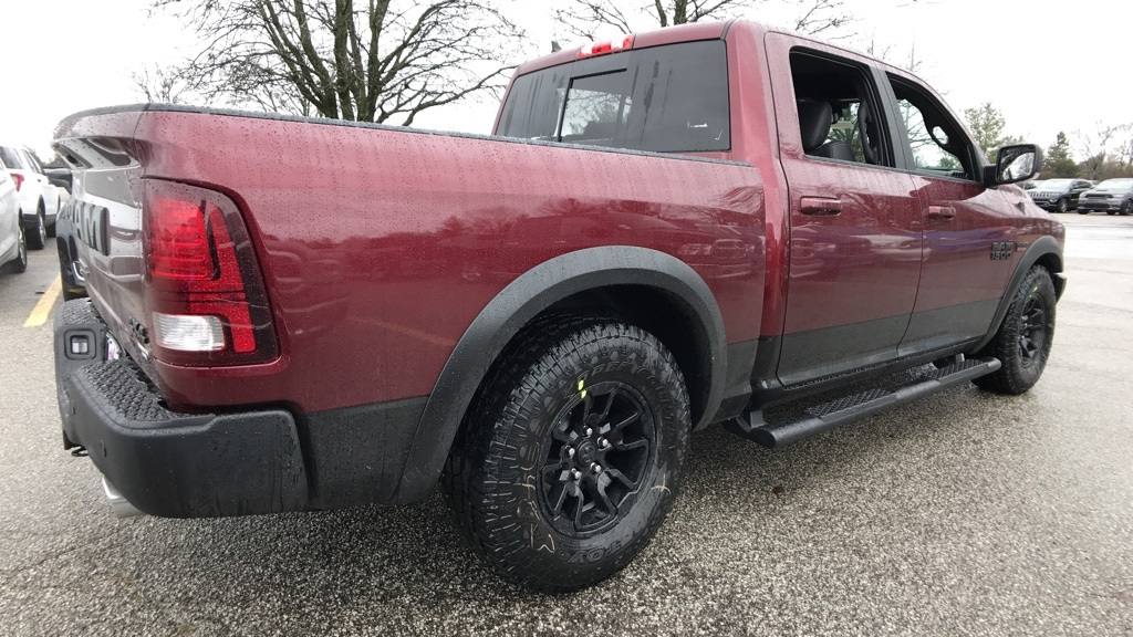 2018 Ram 1500 Crew Cab 4x4, Pickup #C8701 - photo 2