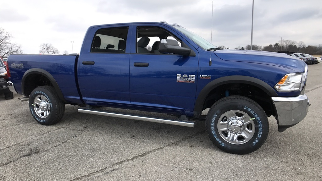 2018 Ram 2500 Crew Cab 4x4, Pickup #C8713 - photo 3
