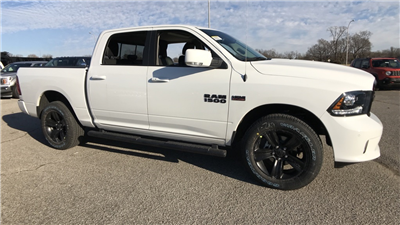 2018 Ram 1500 Crew Cab 4x4, Pickup #C8731 - photo 3