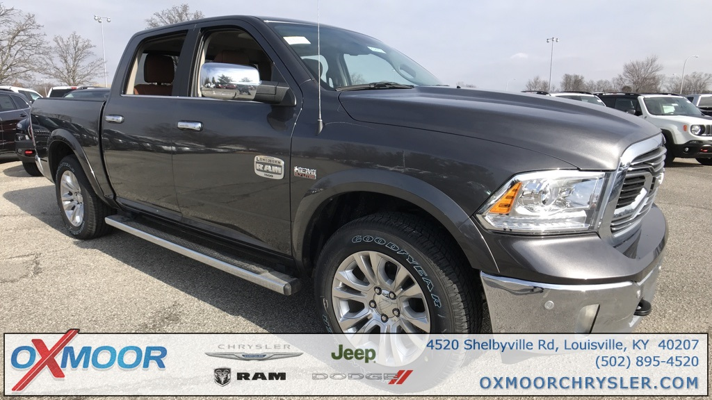 2018 Ram 1500 Crew Cab 4x4, Pickup #C8732 - photo 1