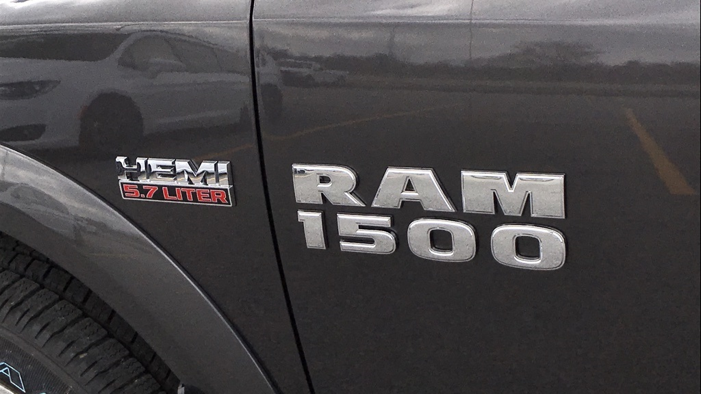 2018 Ram 1500 Crew Cab 4x4, Pickup #C8754 - photo 21