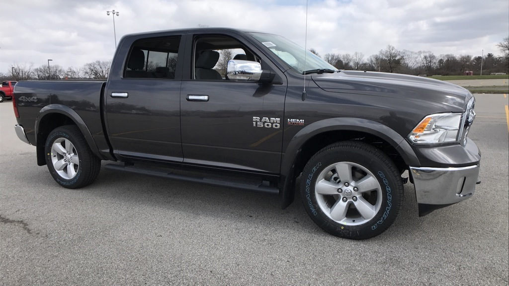2018 Ram 1500 Crew Cab 4x4, Pickup #C8754 - photo 3