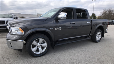 2018 Ram 1500 Crew Cab 4x4, Pickup #C8754 - photo 8