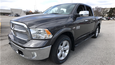 2018 Ram 1500 Crew Cab 4x4, Pickup #C8754 - photo 10