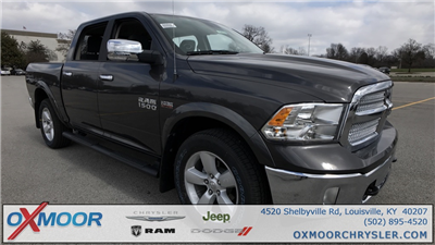 2018 Ram 1500 Crew Cab 4x4, Pickup #C8754 - photo 1