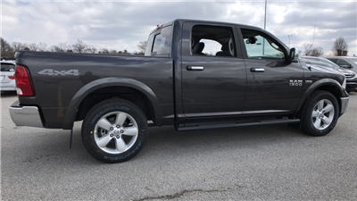 2018 Ram 1500 Crew Cab 4x4, Pickup #C8754 - photo 2