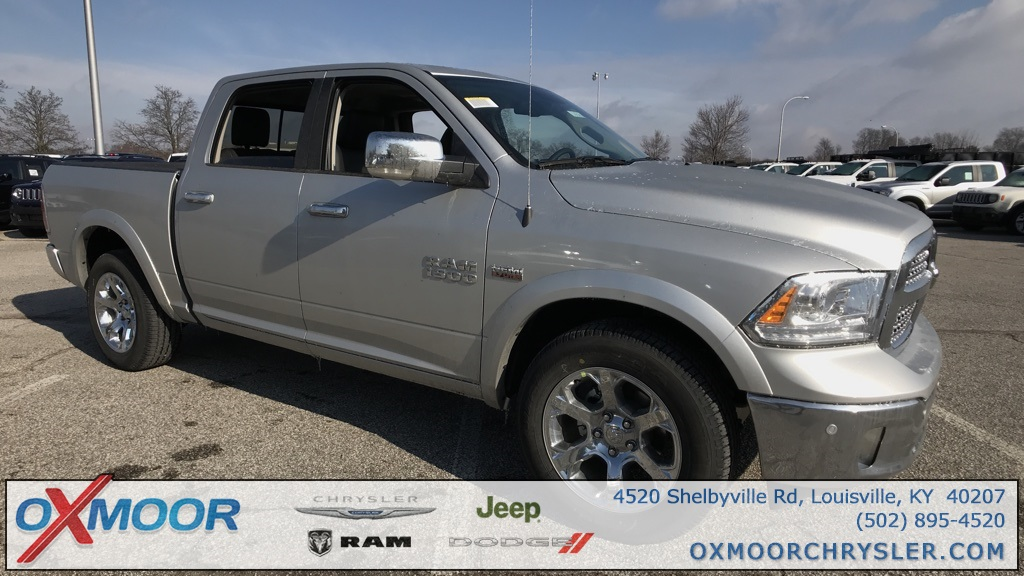 2018 Ram 1500 Crew Cab 4x4, Pickup #C8820 - photo 1
