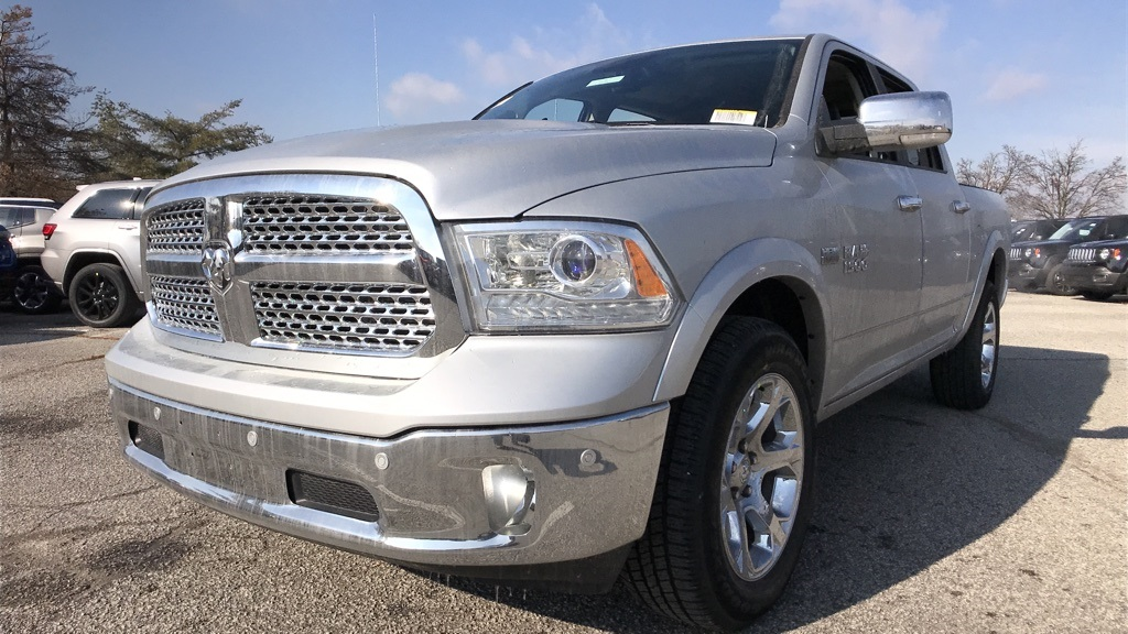 2018 Ram 1500 Crew Cab 4x4, Pickup #C8820 - photo 11