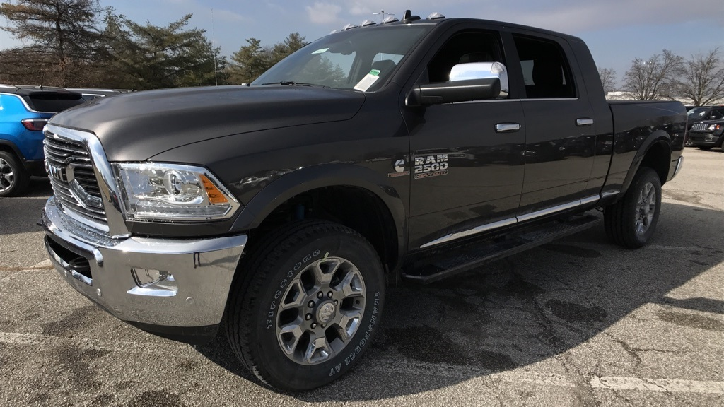 2018 Ram 2500 Mega Cab 4x4, Pickup #C8823 - photo 9