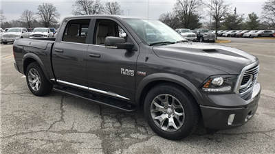 2018 Ram 1500 Crew Cab 4x4, Pickup #C8824 - photo 3