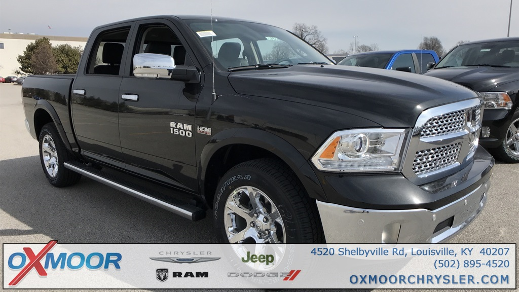 2018 Ram 1500 Crew Cab 4x4, Pickup #C8899 - photo 1