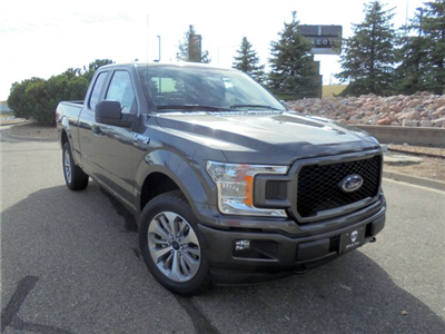 2018 F-150 Super Cab 4x4, Pickup #00058010 - photo 1