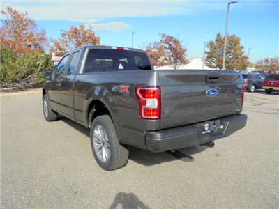 2018 F-150 Super Cab 4x4, Pickup #00058010 - photo 2