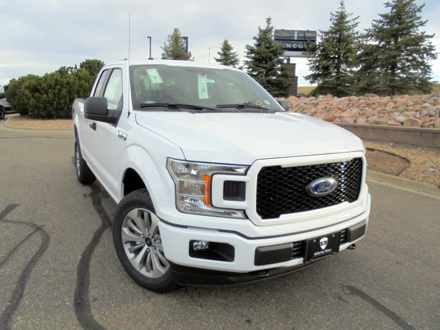 2018 F-150 Super Cab 4x4, Pickup #00058023 - photo 1