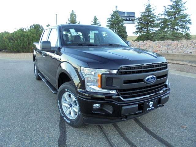 2018 F-150 Crew Cab 4x4, Pickup #00058118 - photo 1