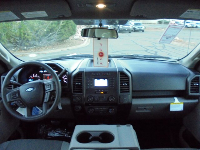 2018 F-150 Crew Cab 4x4, Pickup #00058118 - photo 4