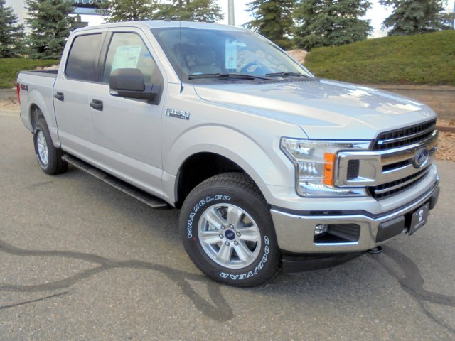 2018 F-150 Crew Cab 4x4, Pickup #00058161 - photo 1
