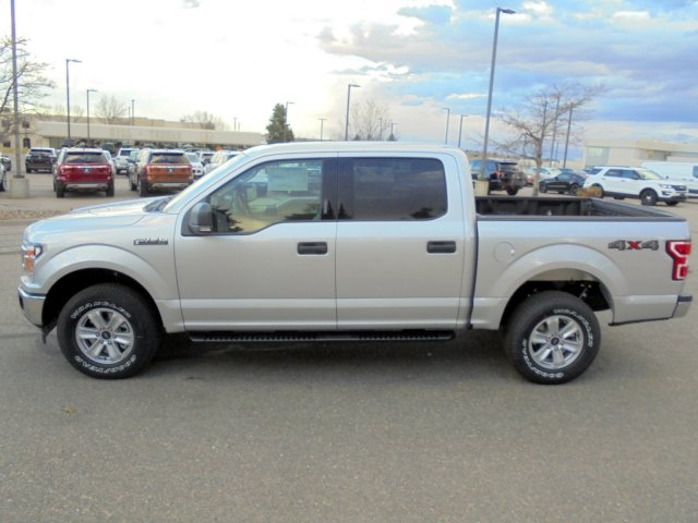 2018 F-150 Crew Cab 4x4, Pickup #00058161 - photo 4