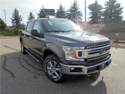 2018 F-150 Crew Cab 4x4, Pickup #00058162 - photo 1