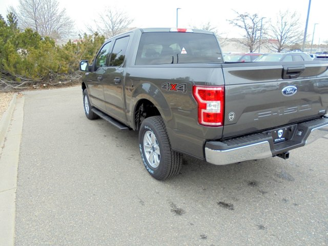 2018 F-150 SuperCrew Cab 4x4,  Pickup #00058179 - photo 2