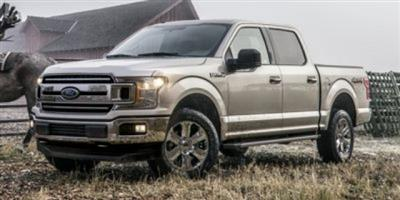 2018 F-150 SuperCrew Cab 4x4,  Pickup #00058179 - photo 1