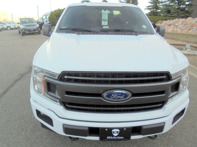 2018 F-150 Crew Cab 4x4, Pickup #00058216 - photo 8