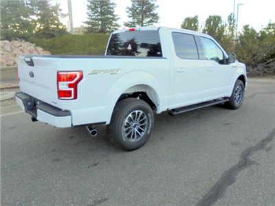 2018 F-150 Crew Cab 4x4, Pickup #00058216 - photo 5