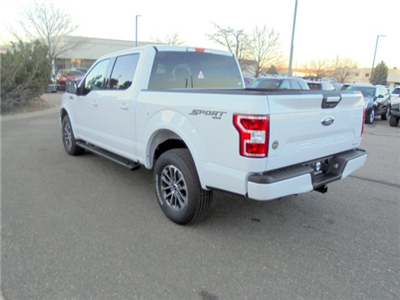 2018 F-150 Crew Cab 4x4, Pickup #00058216 - photo 2