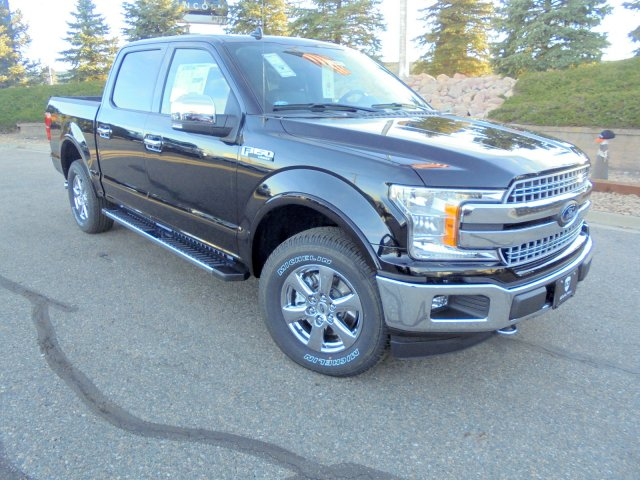 2018 F-150 Crew Cab 4x4, Pickup #00058271 - photo 1