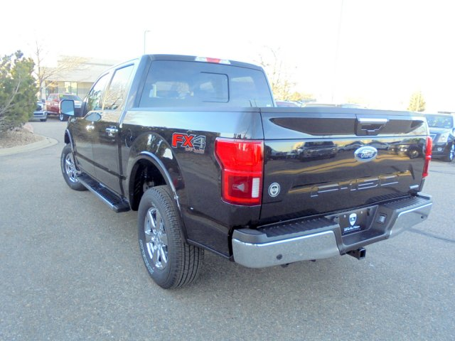 2018 F-150 Crew Cab 4x4, Pickup #00058271 - photo 2