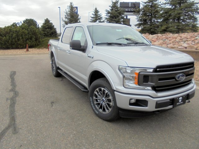 2018 F-150 Crew Cab 4x4, Pickup #00058273 - photo 1