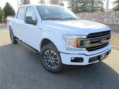 2018 F-150 Crew Cab 4x4, Pickup #00058278 - photo 1