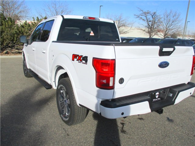 2018 F-150 Crew Cab 4x4, Pickup #00058278 - photo 2