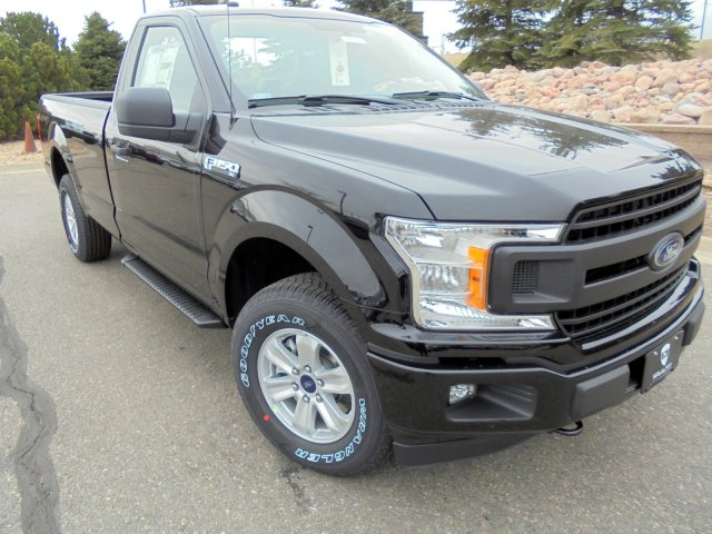 2018 F-150 Regular Cab 4x4, Pickup #00058293 - photo 1