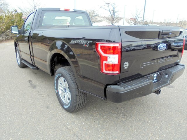 2018 F-150 Regular Cab 4x4,  Pickup #00058293 - photo 2