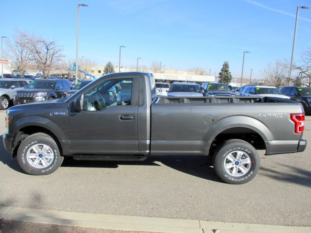 2018 F-150 Regular Cab 4x4, Pickup #00058305 - photo 5
