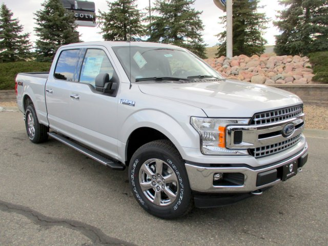 2018 F-150 SuperCrew Cab 4x4, Pickup #00058352 - photo 3