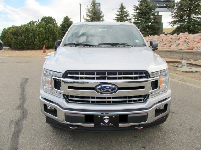 2018 F-150 SuperCrew Cab 4x4, Pickup #00058352 - photo 4