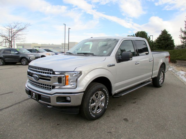 2018 F-150 SuperCrew Cab 4x4, Pickup #00058352 - photo 1