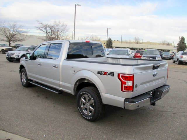 2018 F-150 SuperCrew Cab 4x4, Pickup #00058352 - photo 2