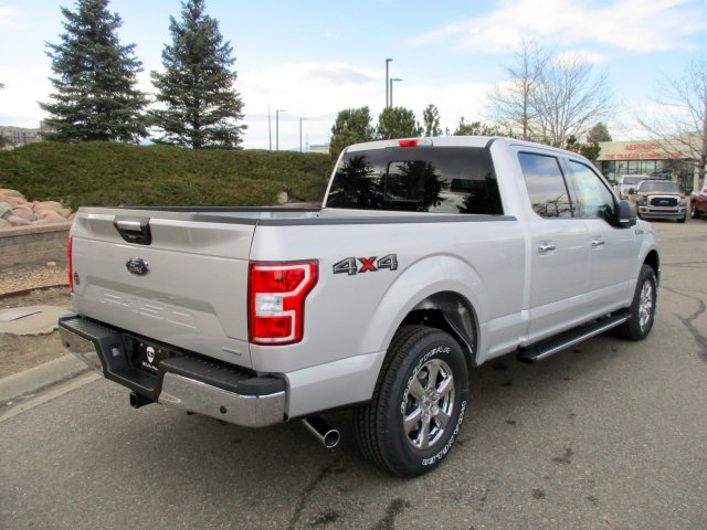 2018 F-150 SuperCrew Cab 4x4, Pickup #00058352 - photo 7