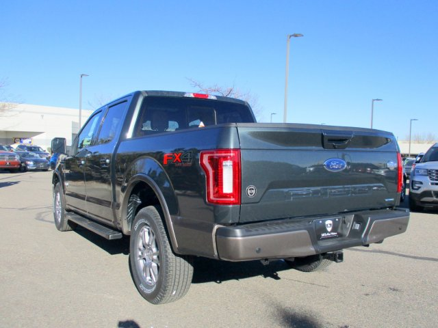 2018 F-150 SuperCrew Cab 4x4,  Pickup #00058372 - photo 2