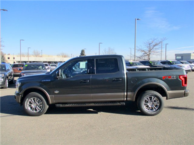 2018 F-150 SuperCrew Cab 4x4,  Pickup #00058372 - photo 7
