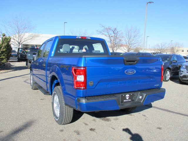 2018 F-150 SuperCrew Cab 4x4,  Pickup #00058387 - photo 2